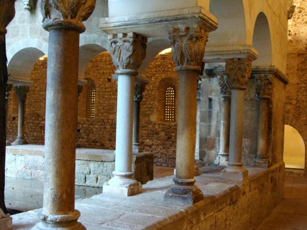 Claustro sant cugat del valles barcelona - Temperatura actual en sant cugat del valles ...