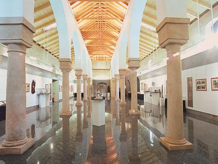 Centro cultural la almona dos hermanas sevilla - El tiempo dos hermanas sevilla ...