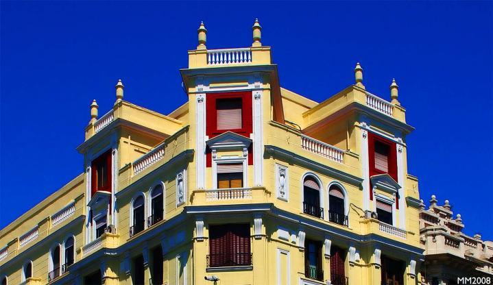 Terraza Calle Alcalá Esquina Con Goya Madrid