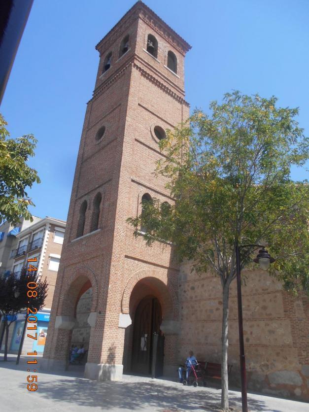 Iglesia de San Sebastián, SAN SEBASTIAN DE LOS REYES (Madrid)