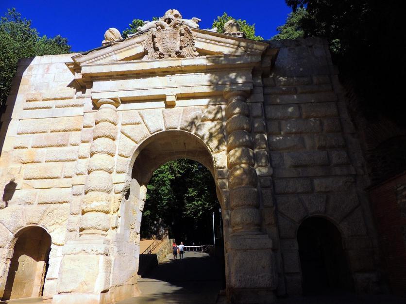 Puerta De Las Granadas Granada