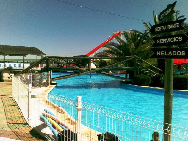 Piscinas de playa park ciudad real for Piscina municipal ciudad real