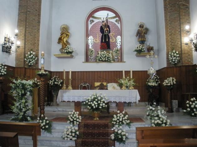 de la Caridad Vestida de flores, HINOJOSA DEL DUQUE (Córdoba