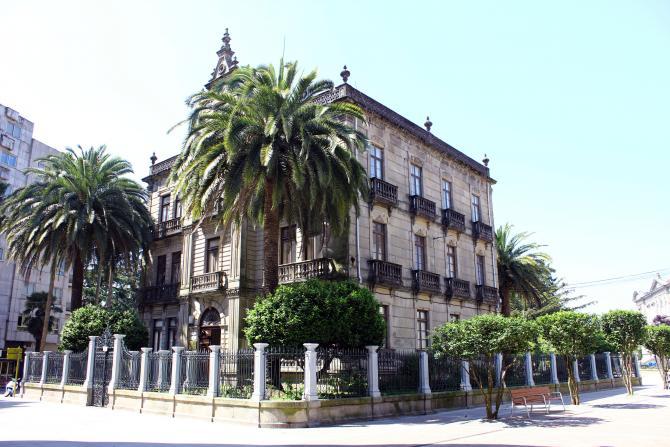 La casa de las palmeras pontevedra - La casa de las palmeras ...
