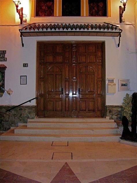 Puerta torremolinos m laga - Puertas de garaje malaga ...