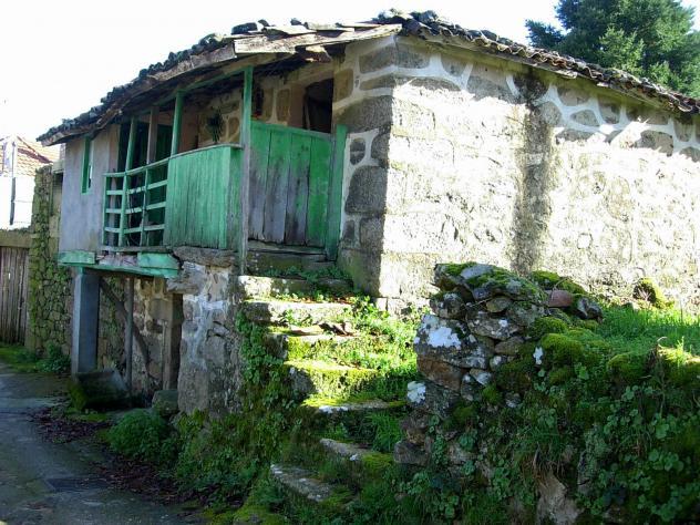 No pazo do carballo quedan casas con encanto verea orense - Casas con encanto en galicia ...