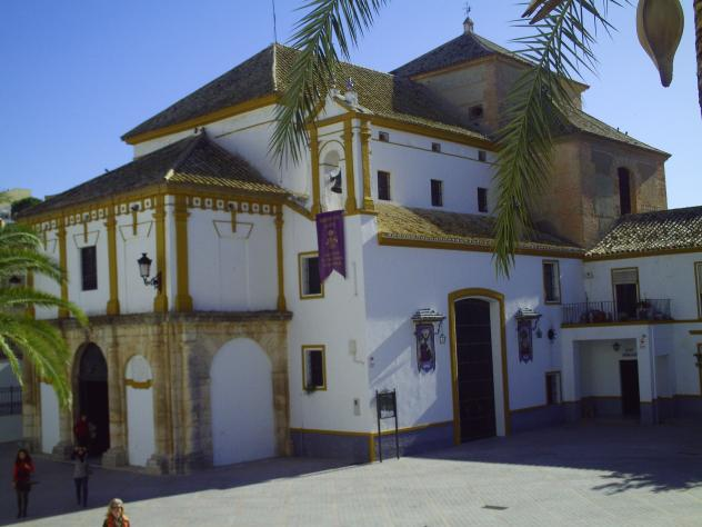 Ermita de jes s moron de la frontera sevilla - Fotos de moron de la frontera ...