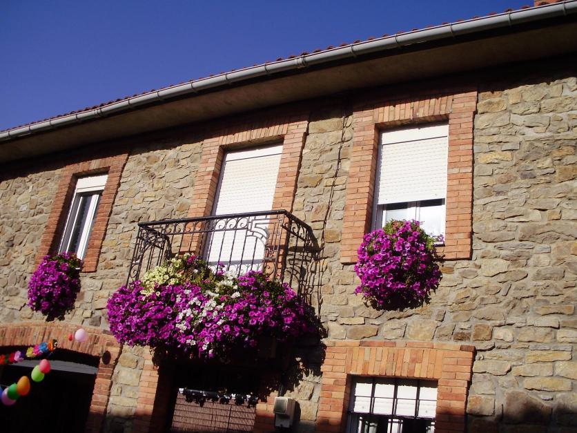 Balc n florido la magdalena le n for Villas la magdalena 4