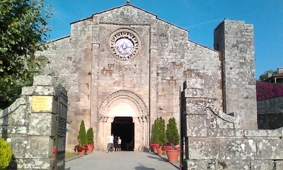 Iglesia baiona pontevedra - Poio pontevedra que ver ...