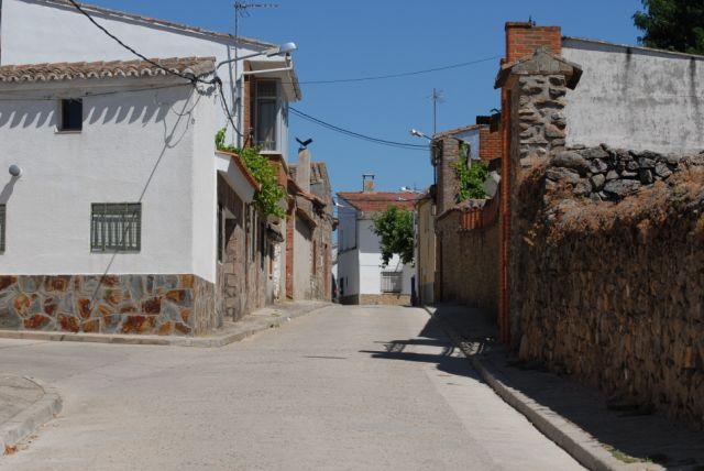 Calle Canada De La Dehesa Sotillo De Las Palomas Toledo