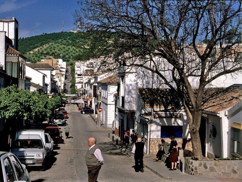 Vista parcial del pueblo prado del rey c diz for Calle prado del rey conil