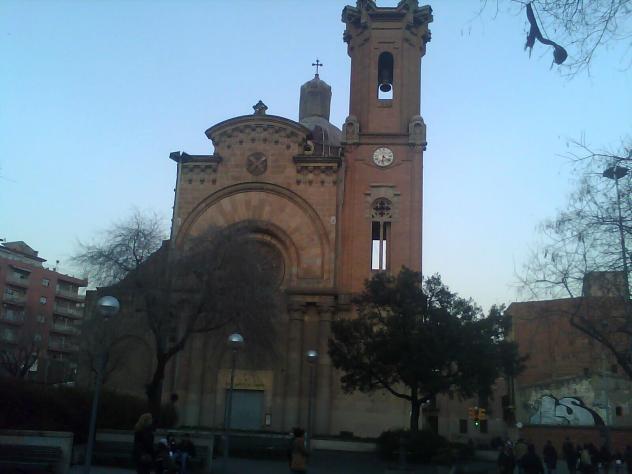 Parroquia del barrio de sant andreu barcelona - Barrio de sant andreu ...