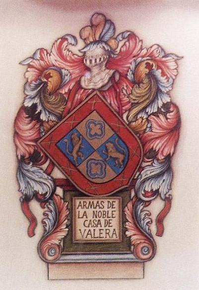 Escudo de armas de los valera lepanto do a mencia c rdoba - Fotos de dona mencia ...