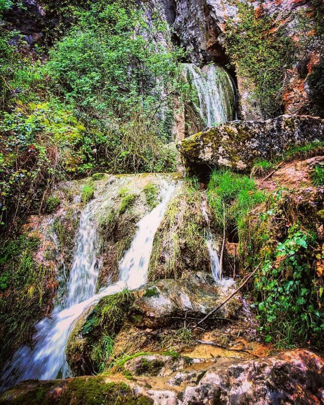 Resultado de imagen de Cascada del Churrión