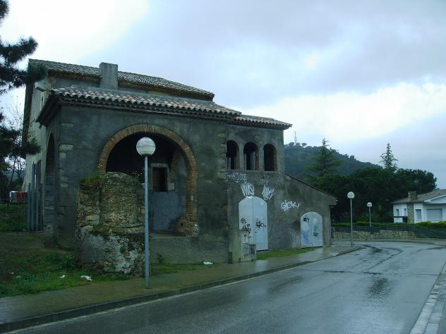 Mas a can coll montornes del valles barcelona - Casas montornes del valles ...