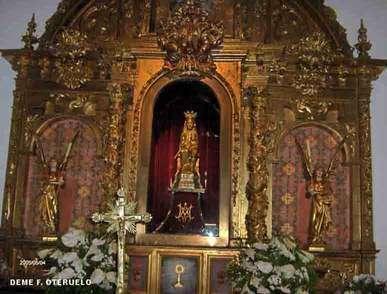 Resultado de imagen de ermita de nuestra señora de los remedios colmenar viejo