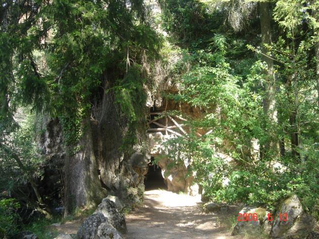Jardines la gruta san ildefonso o la granja segovia for Jardines san ildefonso