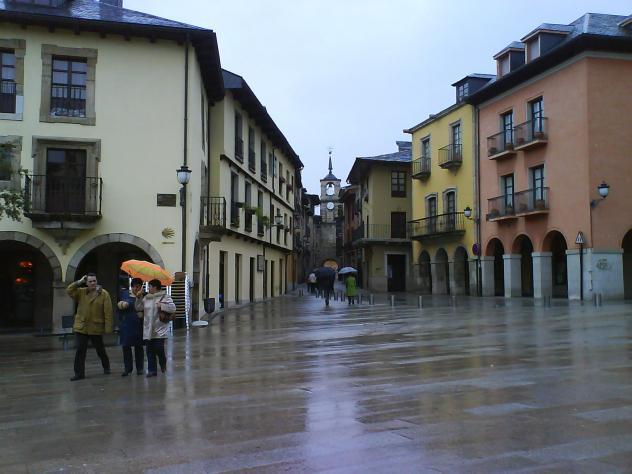 Calle del Reloj, PONFERRADA (León)