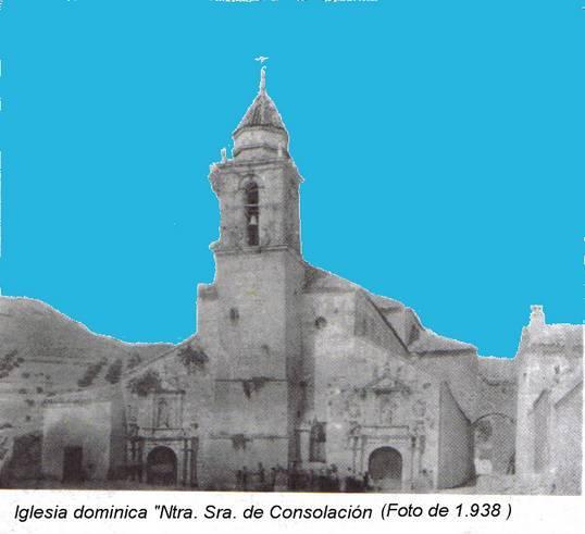 Iglesia vieja despu s del incendio do a mencia c rdoba - Fotos de dona mencia ...