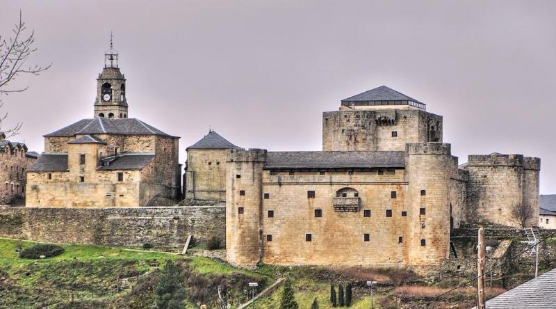 Resultado de imagen de castillo de puebla de sanabria