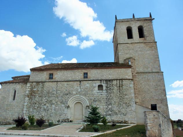 Puerta ciega de la iglesia canalejas de pe afiel valladolid - Puertas en valladolid ...