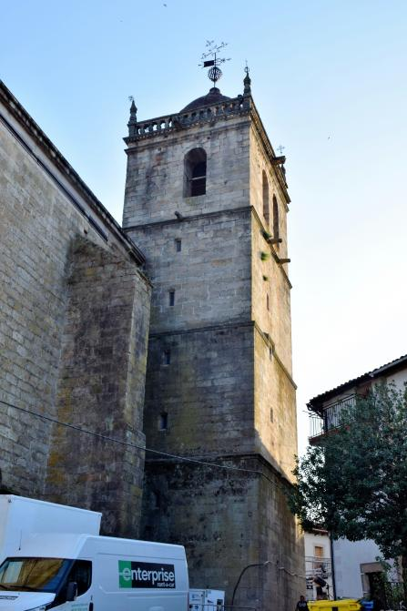 Resultado de imagen de iglesia de acebo caceres