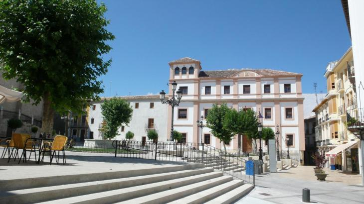 Ayuntamiento antiguo instituto baza granada - Baza granada fotos ...