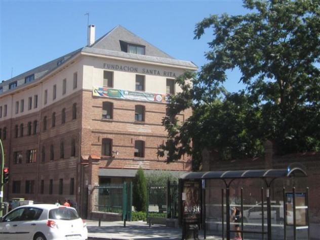 Colegio santa rita en carabanchel madrid - Colegio escolapias madrid ...
