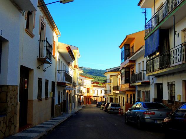 Calle andaluc a villanueva del trabuco m laga - El escondite calle villanueva ...