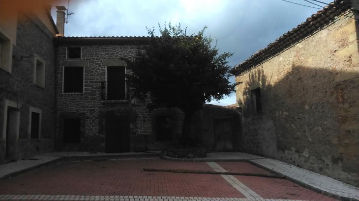El membrillero a la puerta de mi antigua casa ciruelos for Puertas para casas antiguas