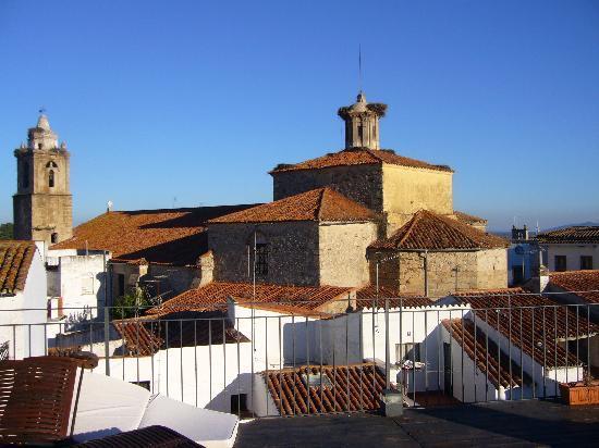 Conjunto monumental valencia de alcantara c ceres for Hoteles en valencia de alcantara