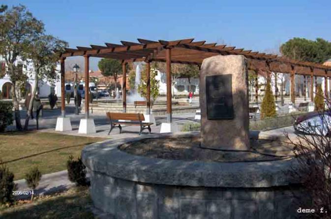 Monumento villanueva de la ca ada madrid - Cb villanueva de la canada ...