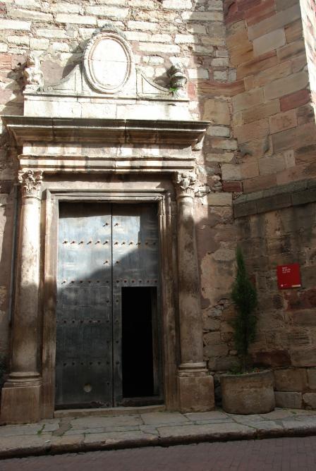 Puerta de san gil molina de aragon guadalajara for Puerta 3 de san marcos