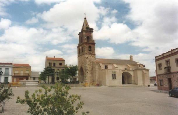 Iglesia Valle De La Serena Badajoz