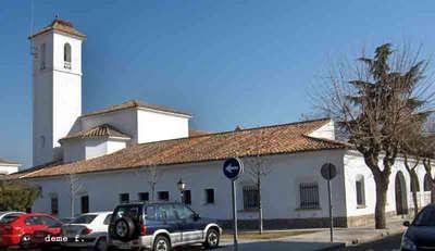 Iglesia villanueva de la ca ada madrid - Cb villanueva de la canada ...