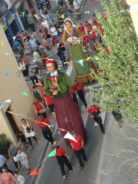 Gegants sant cugat del valles barcelona - Temperatura actual en sant cugat del valles ...