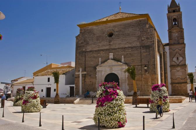 La Iglesia del Pueblo, PEDRERA (Sevilla)