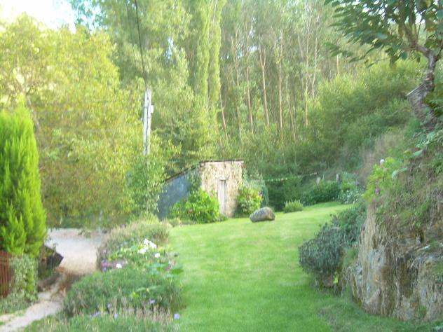 Jardin villavieja le n for El jardin leon