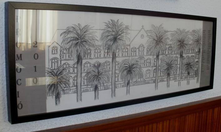 Mural premia de mar barcelona for Aviso de ocasion mural