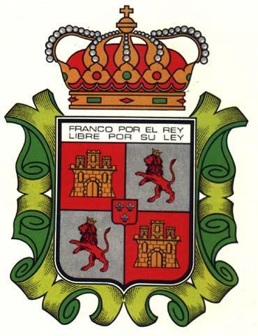 Escudo, EL FRANCO (Asturias)