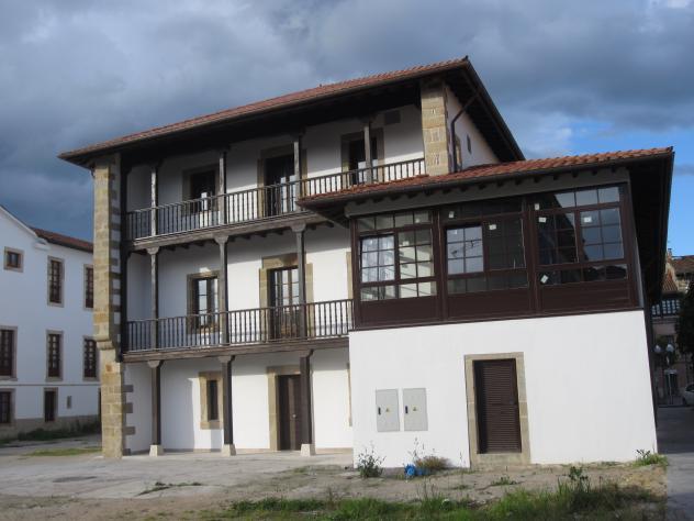 La casa de los hevia villaviciosa asturias - Casa de asturias madrid ...