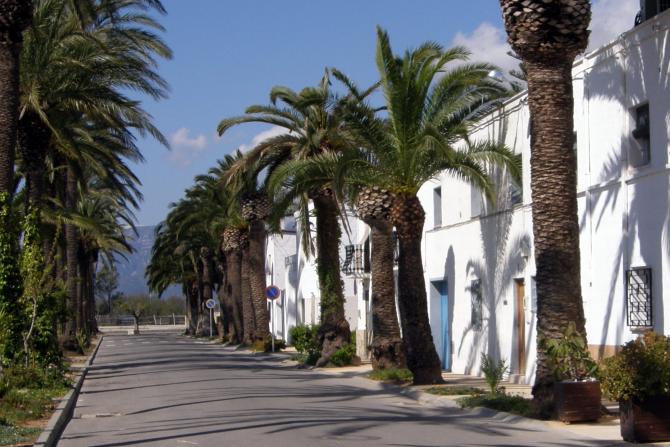 Pueblo de palmeras sant carles de la rapita tarragona for Sant carles de la rapita fotos
