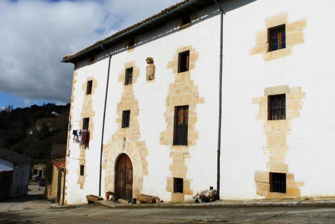 Casa de labranza ibiricu navarra - Casa de labranza ...