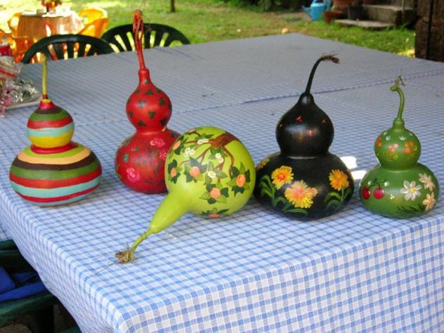 calabazas decoradas GOIAN Pontevedra