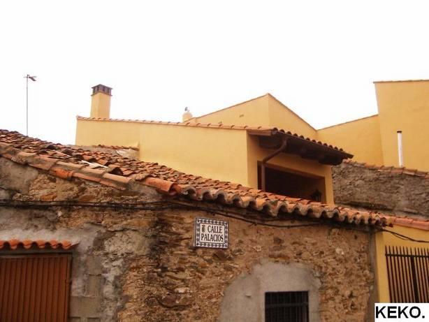 Calle palacios casas viejas y otras reformadas serrejon - Casas de pueblo reformadas ...
