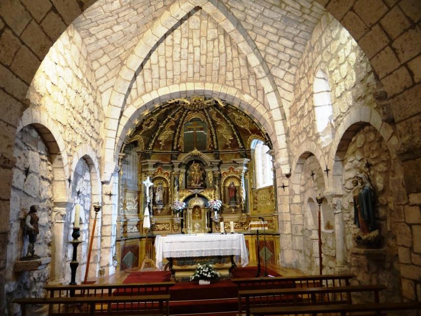 96058f552fe Retablo de La Iglesia de San Miguel Arcangel