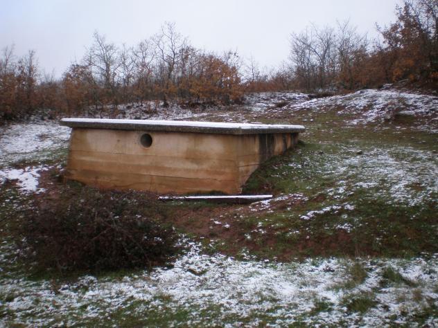 Dep sito de agua potable san cristobal del monte cantabria - Deposito de agua potable ...