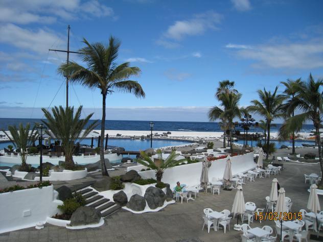 Lago marti nez piscinas puerto de la cruz s c de tenerife for Piscinas martianez