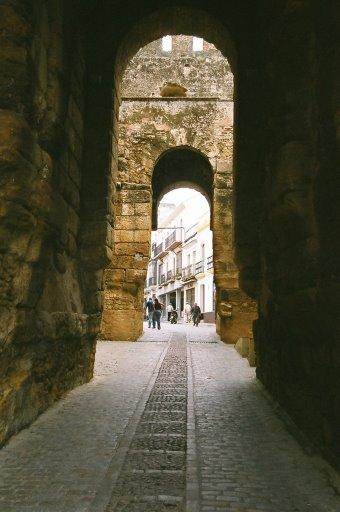 Puerta de sevilla carmona sevilla for Puerta de sevilla carmona