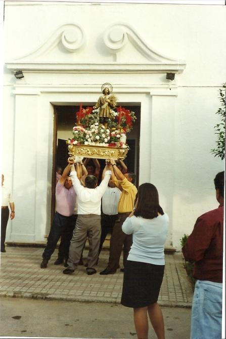Los villares de andujar san isidro entrando los villares - Tiempo los villares jaen ...